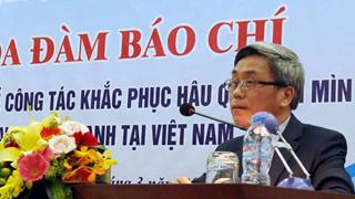Việt Nam không đơn độc trong hành trình khắc phục hậu quả bom mìn, vật nổ sau chiến tranh