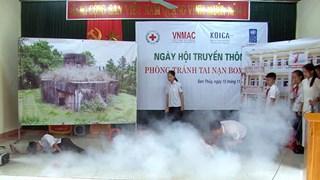 Quảng Bình: Triển khai các hoạt động truyền thông phòng tránh tai nạn bom mìn
