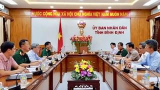 Bình Định: Triển khai kế hoạch công tác giáo dục nguy cơ bom mìn năm 2019