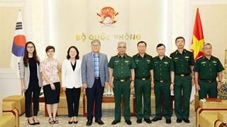 """Giám đốc KOICA Việt Nam: """"KOICA sẽ tiếp tục hỗ trợ, tăng cường hoạt động khắc phục hậu quả chiến tranh tại Việt Nam"""""""