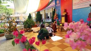 Mục tiêu chiến lược giáo dục nguy cơ bom mìn và vật liệu nổ tại Quảng Bình và Bình Định năm 2020