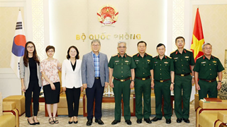 "Director of KOICA Vietnam: ""KOICA will continue to support and strengthen operations to overcome the consequences of war in Vietnam"""