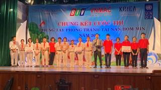 Chung kết cuộc thi Chung tay phòng tránh tai nạn bom mìn năm 2020 tại Bình Định
