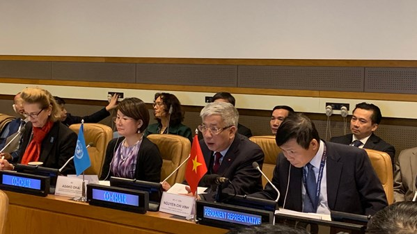 Viet Nam: Overcoming war legacies, endeavour for peace and sustainable development