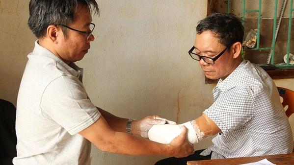 Kế hoạch hỗ trợ nạn nhân bom mìn tại Việt Nam trong thời gian tới