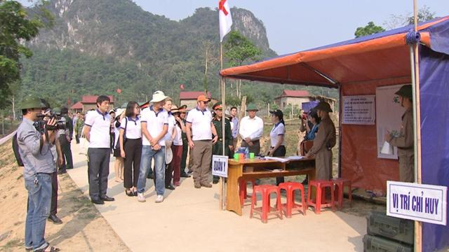 Góp phần mang lại sự an toàn cho người dân Quảng Bình