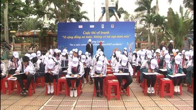 Quảng Bình: Chung tay khắc phục hậu quả bom mìn sau chiến tranh