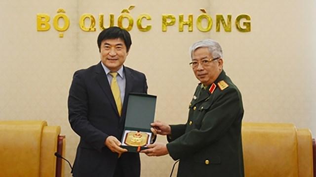 Vietnam, RoK team up in settling postwar consequences