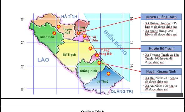 Báo cáo tiến độ dự án Việt Nam - Hàn Quốc hợp tác khắc phục hậu quả chiến tranh