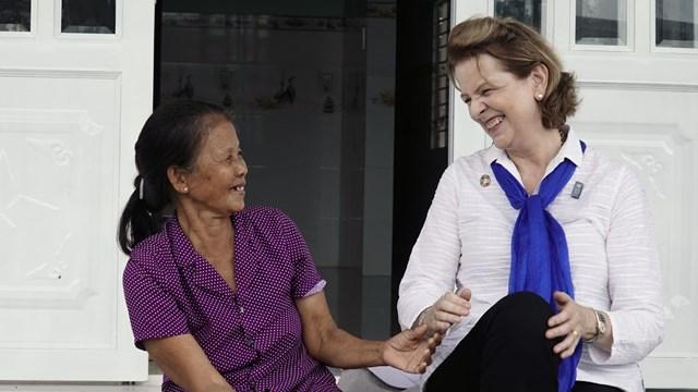 Dự án KVMAP mang lại niềm tin cho nhân dân yên tâm lao động, sản xuất