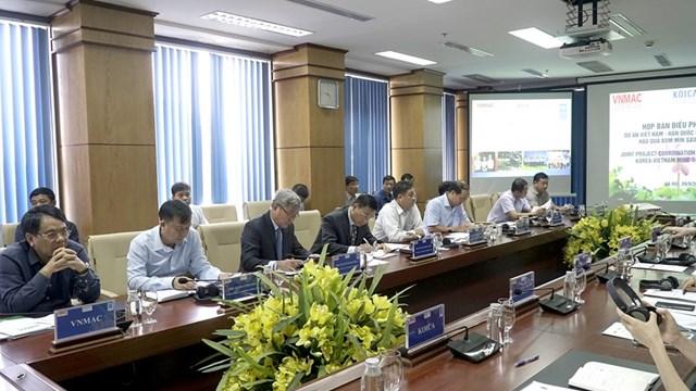 Kế hoạch của VNMAC trong việc chia sẻ thông tin dự án KVMAP trong thời gian tới