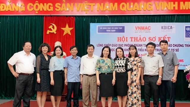Hướng tới một cộng đồng an toàn không còn tai nạn bom mìn tại Bình Định