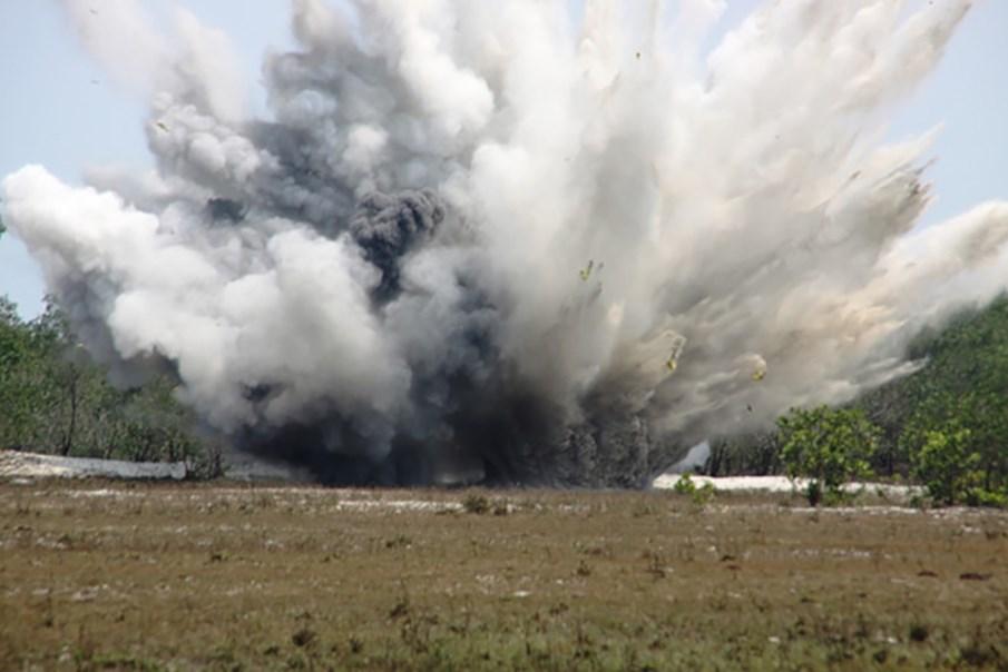 Quảng Trị là địa phương ô nhiễm bom mìn lớn nhất nước