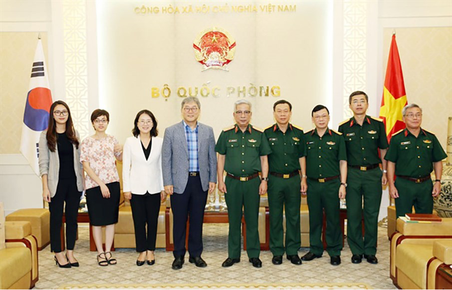 """Director of KOICA Vietnam: """"KOICA will continue to support and strengthen operations to overcome the consequences of war in Vietnam"""""""