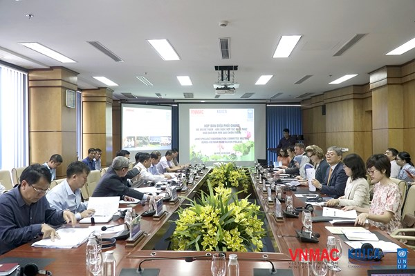 Meeting to evaluate the results of 3 years of implementation of the Vietnam - Korea cooperation project in overcoming the consequences of bombs and mines post war